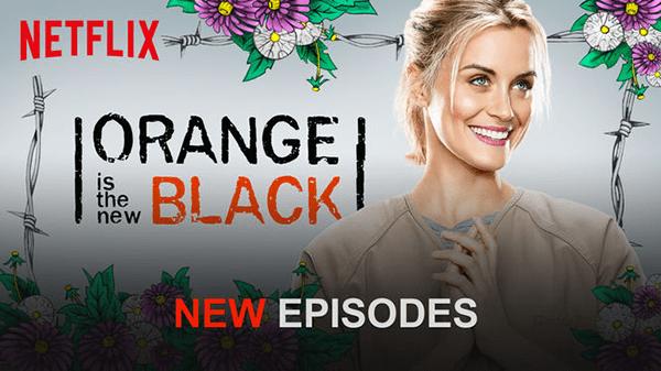 Netflix guide - Netflix original series - Orange is the New Black