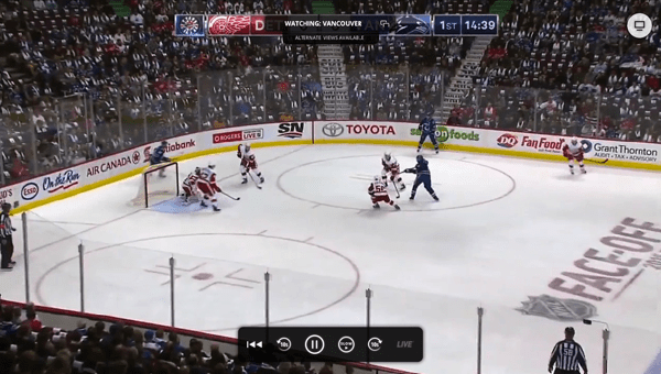 What games can you watch on NHL.TV?