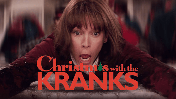 christmas with the kranks - Best Christmas Movies Netflix
