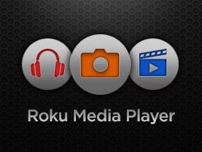 Roku Media Player