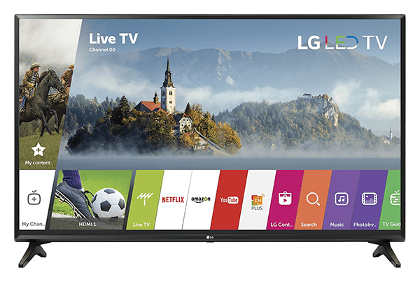 Best Small TVs - LG LED