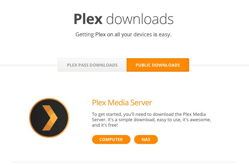 plex-downloads