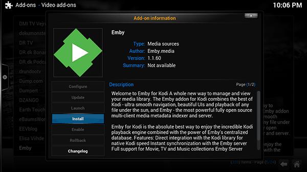 Plex vs  Emby - Cordcutting com