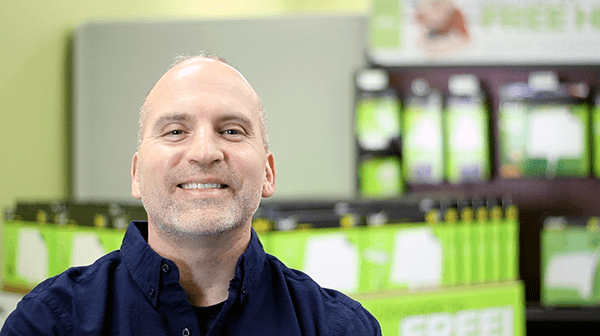 Mohu Founder and CEO Mark Buff