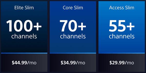 Vue pricing