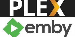 Plex vs. Emby