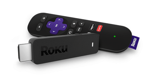 Streaming device guide - Roku Streaming Stick