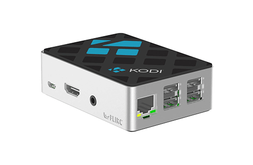 The Raspberry Pi is the best Kodi box, so why not give it its own Kodi case?