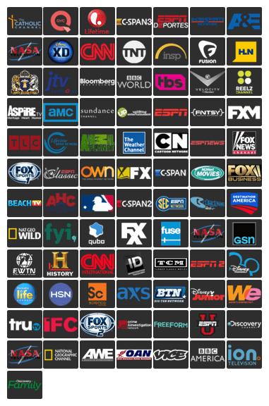 SFN TV's