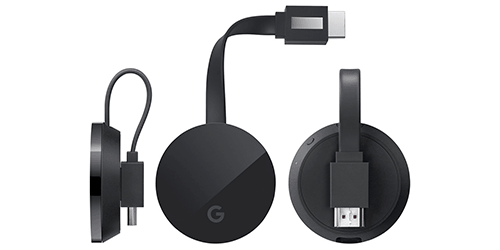 Your First Look at the New 4K Chromecast Ultra