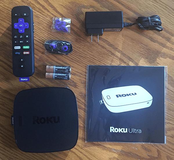 Roku Ultra (2016)