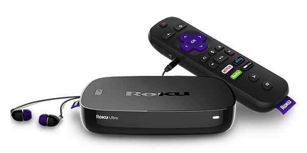 The Best Streaming Device: Roku Ultra