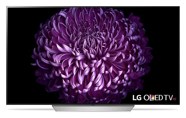 Best 4K TVs - LG OLED C7