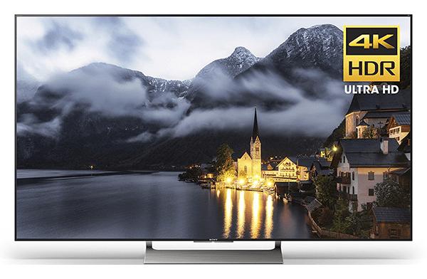Best 4K TVs - Sony X900E