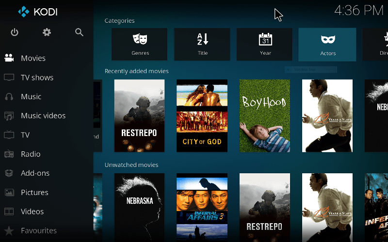 Just because it's the default Kodi skins doesn't mean Estuary isnt' also one of the best Kodi skins. Maybe we didn't need to show you how to change your Kodi skin after all!
