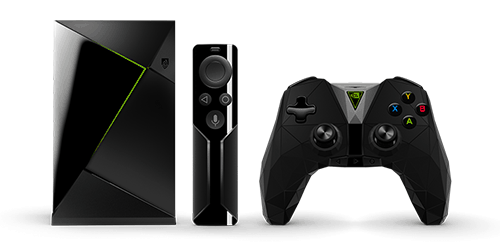 Nvidia Shield TV - one Android TV box option