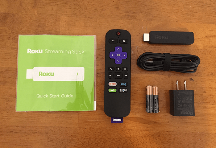 Roku Streaming Stick (2017)