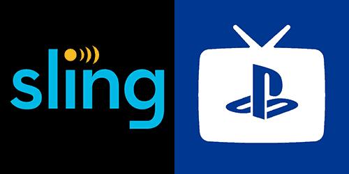 Sling TV vs. PlayStation Vue