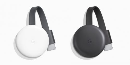 Streaming device guide - Google Chromecast 3