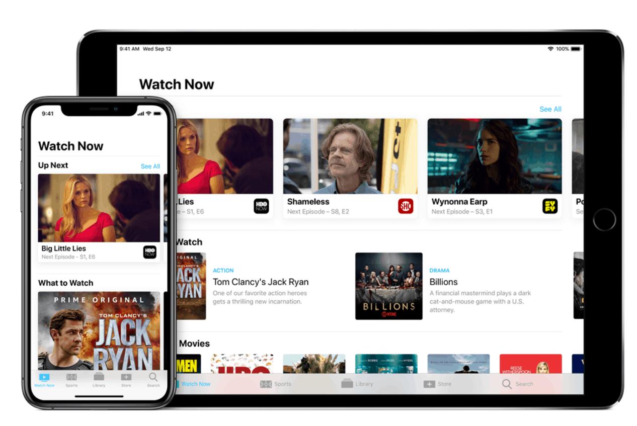 Apple TV 4K review - Apple TV app