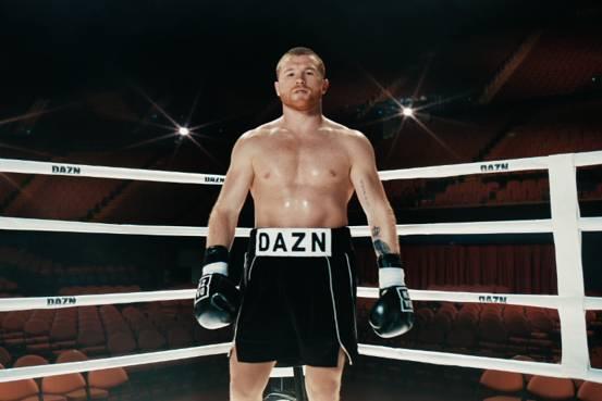 boxing on DAZN