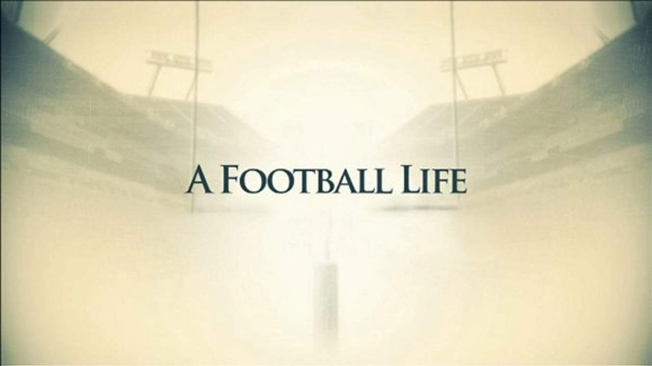 NFL Game Pass - a Football Life title card