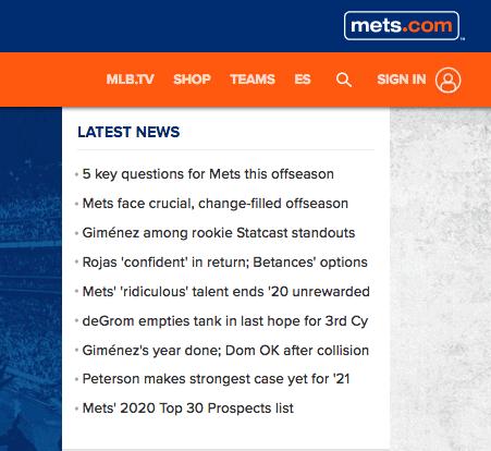 MLB TV log in
