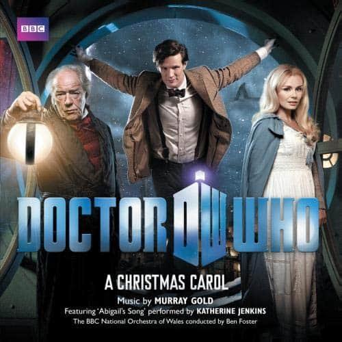 Doctor Who's A Christmas Carol