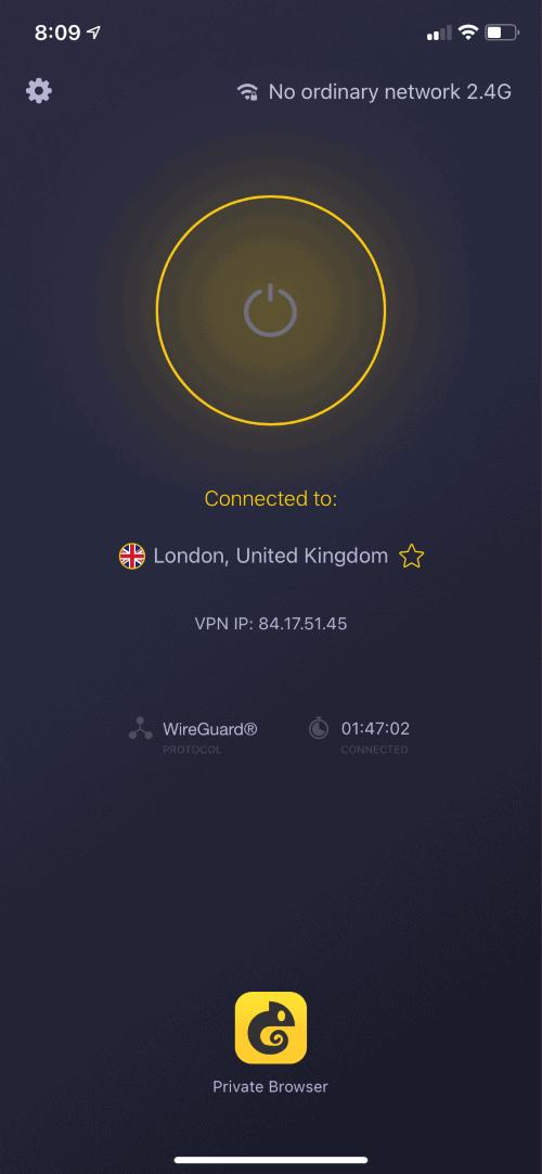 CyberGhost App