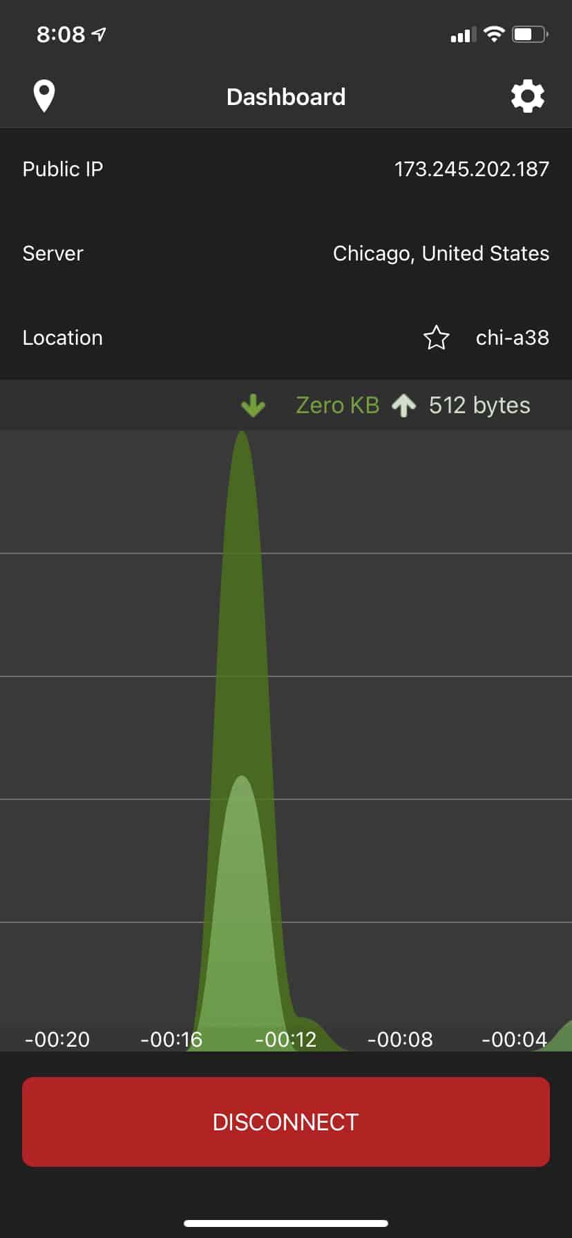 IPVanish VPN App