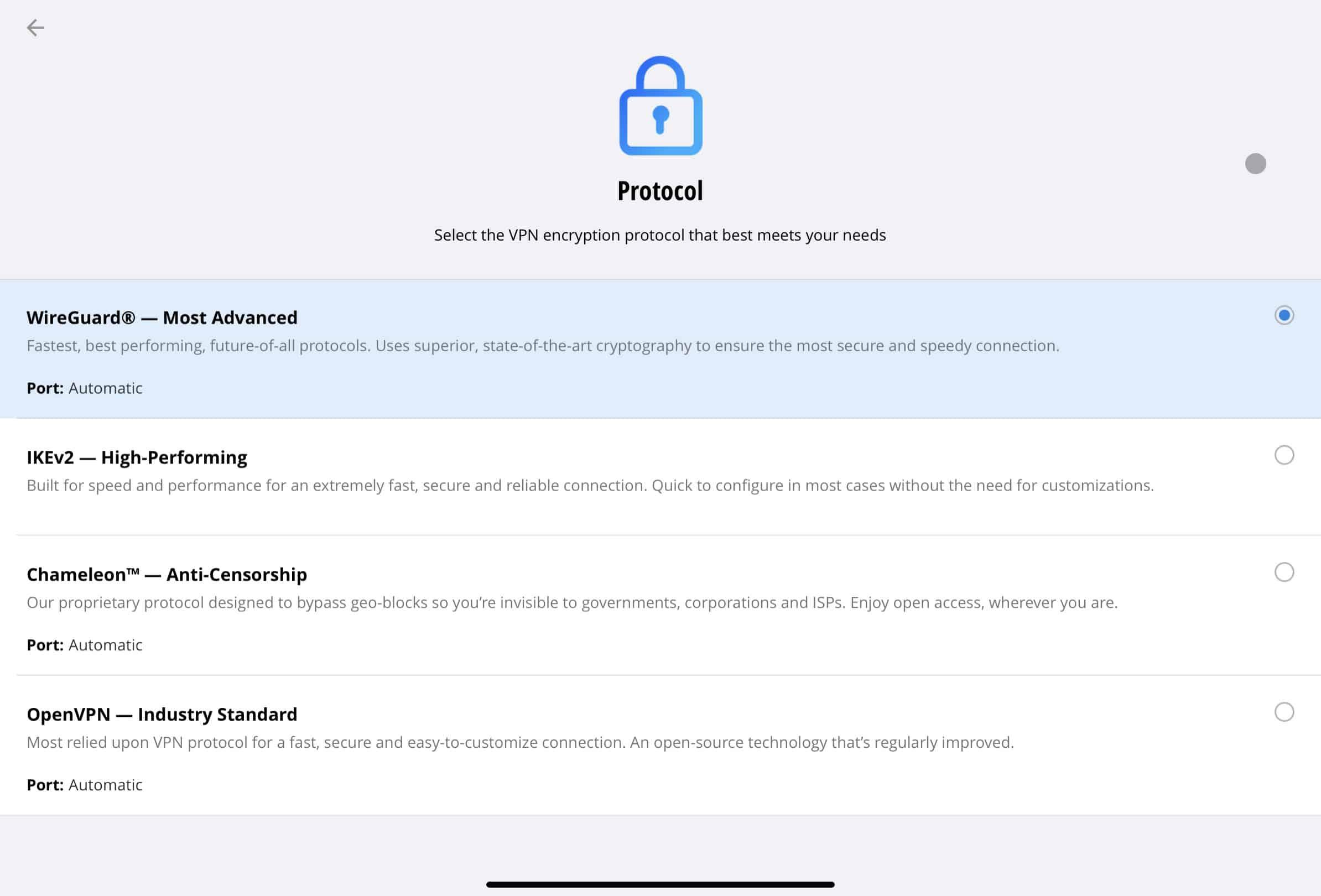 VyprVPN Encryption Protocol