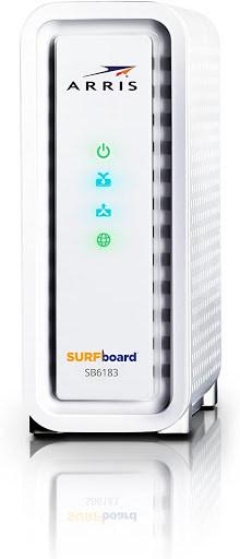 ARRIS Surfboard SB6183-RB DOCSIS 3.0 Cable Modem